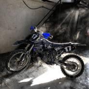 Yamaha YZ 250, 2001