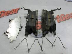 Колодки задние комплект остаток 90% Pruis ZVW30 №80