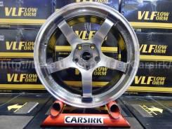 ХИТ! Advan Racing! HB Machine Lip R18 J8,5 5*114,3 ET38 ZS019