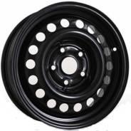 Диск колёсный Magnetto 17003 7 x 17 5*114,3 39 60.1 Black