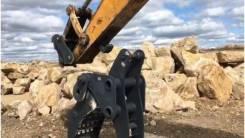 Универсальный неповоротный захват Front Grip для экскаваторов