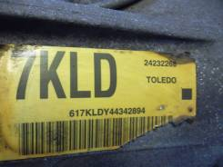 КПП автоматическая (АКПП) (5.3 i 24232268 7KLD) Chevrolet Suburban XII (GMT 900) 2006 - 2013
