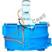 Планетарный бетоносмеситель Sicoma MP 750/500