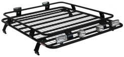 Багажник Уникар сварной с сеткой для ВАЗ 2121 Нива