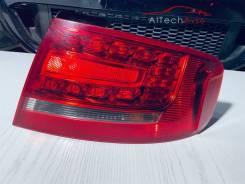 Фонарь задний правый Audi A4 B8, LED