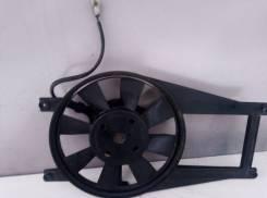 Вентилятор радиатора ВАЗ 2107 классика (инжектор)
