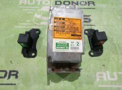 Блок управления Airbag и 2 датчика Toyota Gaia 121.672км