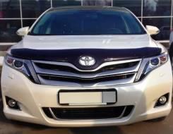 Дефлектор капота (мухобойка) Toyota Venza 2008-2016 SIM