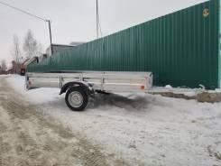 Прицеп для гидроцикла, снегохода, квадроцикла, лодки, мотоцикла, груза