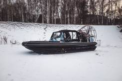 Аэролодка Север Охотник 650