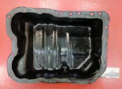 Масляный поддон 21510-25050 на G4KE Hyundai Santa Fe