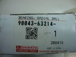 Подшипник ступицы Daihatsu 90-04363214 Terios, Toyota Cami