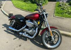 Harley-Davidson Sportster 883 XL883, 2016