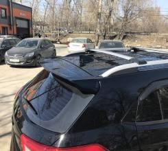 Верхний спойлер ZEUS для Hyundai Creta (Хендай Крета) 2015г-выше