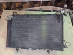 Радиатор кондиционера Toyota Ist NCP65 2004 год
