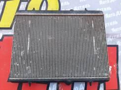Радиатор двигателя Peugeot 407 Citroen C5 МКПП
