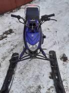 Продам снегоход динго 125