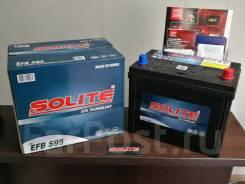 Аккумулятор Solite EFB S-95 105D26L 70А/ч 680А Start-Stop