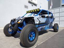 BRP Can-Am Maverick X3 Max X RS Turbo RR, 2021