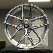 Новые диски R18 5/100 HRE