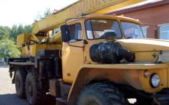 Автокран (автомобильный кран) Ивановец КС-3574 1993