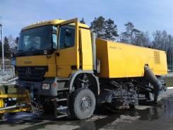 Подметально-уборочная машина Bucher Schoerling Р 21 Compact 2006