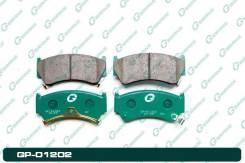 Тормозные колодки G-Brake GP01202