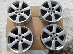 Оригинальные литые диски Тойота R17, 5/114 Made in Japan