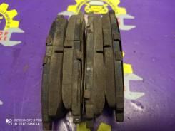 Колодки тормозные передние ZAZ Chance 2010 1,3л МеМЗ-307