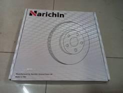 Диск тормозной передний, вентилируемый Narichin NKM3010