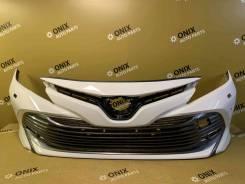 Бампер передний в сборе Toyota Camry [5211906E50]
