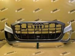Бампер передний в сборе Audi Q8 [4M8807065CGRU]