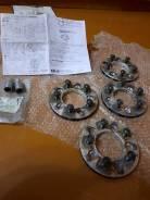 Проставки для Subaru KICS Racing Gear 11мм 4шт 5х100 M12XР1,25