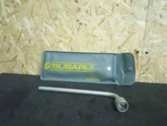 Балонник в чехле Subaru Forester SG5 #3