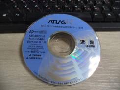Загрузочный диск на навигацию Mitsubishi MR482728 MZ608404