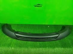 Накладка переднего бампера Zotye T600