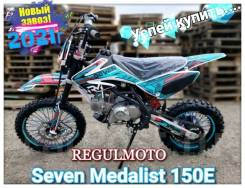 Regulmoto PIT-Bike 150cc, 2021