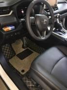 Коврики в салон экокожа Toyota RAV4 2019-2021