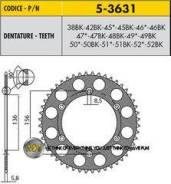 Звезда задняя ведомая Sunstar 5-3631-52 JTR822.52 DR250 DRZ400SM