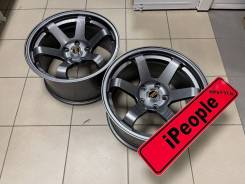 NEW! Комплект дисков Rota Volk TE37 R17 9j et+25 5*114,3 (ip-0798)