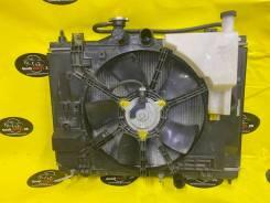 Радиатор Nissan Tiida. Под АКПП.