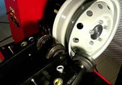 Раскатка штампованных железных дисков от12R-до18R Чита ремонт