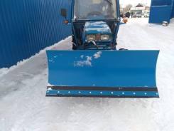 Отвал передний регулируемый для мини трактора
