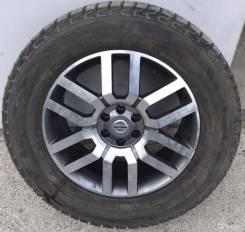 Продаю колёса на Nissan Pathfinder