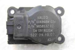 Моторчик заслонки отопителя Saab 9-3 2005-2014