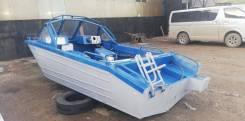 Катер алюминиевый Kibboat купить во Владивостоке
