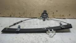 Стеклоподъемник механический левый передний на ЗАЗ Сенс / Шанс