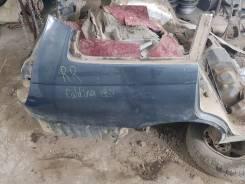Крыло заднее правое Toyota Caldina CT196