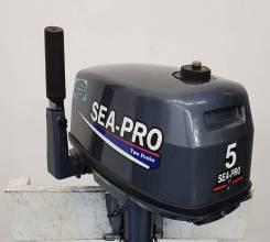 Лодочный мотор Sea-Pro 5