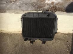 Радиатор на Уаз